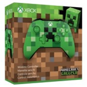 ihocon: Microsoft Xbox One Wireless Controller, Minecraft Creeper