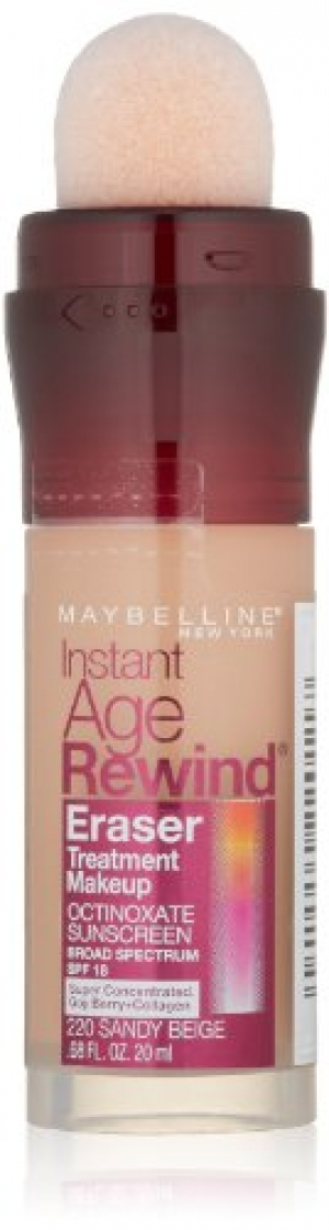 ihocon: Maybelline Instant Age Rewind Eraser Treatment Makeup, Sandy Beige, 0.68 fl. oz.眼部遮瑕膏