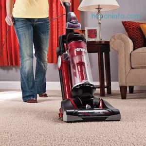 ihocon: Eureka AirSpeed EXACT Pet Bagless Upright Vacuum Cleaner, AS3001AA吸塵器