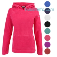 ihocon: Columbia Women's Glacial Fleece Hoodie - 多色可選
