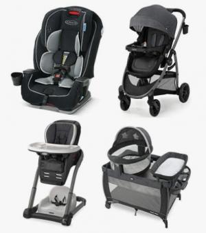 [Amazon 今日特賣] Graco嬰兒用品 特價優惠, 只一天
