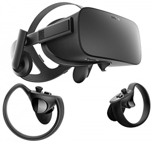 ihocon: Oculus Rift + Touch Virtual Reality System 虛擬實鏡頭戴顯示器+Oculus Touch controllers