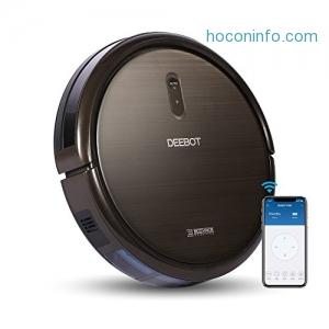 ihocon: ECOVACS DEEBOT N79S  自動充電智能吸地機器人- 可與Alexa協作 Robot Vacuum Cleaner