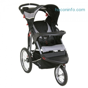 ihocon: Baby Trend Expedition Jogger Stroller, Phantom, 50 Pounds