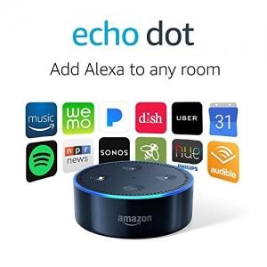 ihocon: Echo Dot (2nd Generation) - Smart speaker with Alexa