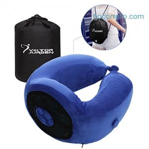 ihocon: VIKTOR JURGEN Travel Neck Pillow - Memory Foam and Cooling Gel 記憶棉旅行枕