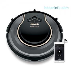 ihocon: Shark ION ROBOT 750 Vacuum with Wi-Fi Connectivity + Voice Control, Works with Amazon Alexa (RV750)吸地機器人