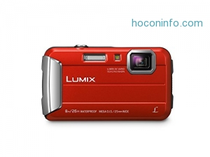 ihocon: Panasonic DMC-TS30R LUMIX Active Lifestyle Tough Camera