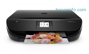 ihocon: HP Envy 4520 Wireless All-in-One Photo Printer with Mobile Printing, Instant Ink ready (F0V69A)