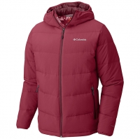 ihocon: Columbia Men's Lone Fir 650 TurboDown™ Hooded Jacket 男士連帽羽絨夾克-3色可選