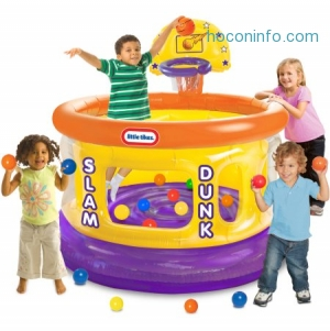 ihocon: Little Tikes Slam Dunk Big Ball Pit