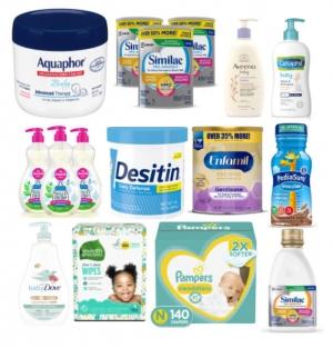 [可買多筆] Amazon: 多款嬰,幼兒商品買$100減$20