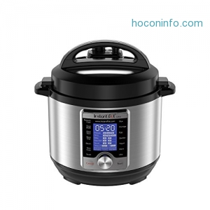 ihocon: Instant Pot Ultra 3 Qt 10-in-1 Multi- Use Programmable Pressure Cooker