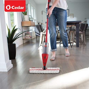 ihocon: O-Cedar ProMist MAX Microfiber Spray Mop (Spray Mop with 1 Extra Refill) 噴水拖把