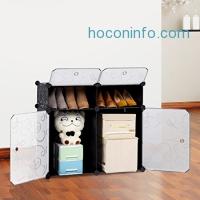 ihocon: LANGRIA 4-Cube Storage Closet 四格收納櫃