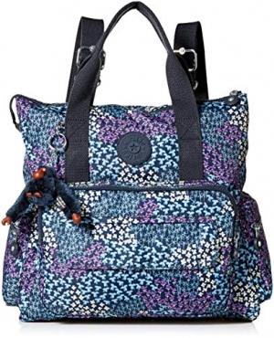 ihocon: Kipling Alvy Black Convertible Handbag背包/手提包2用包