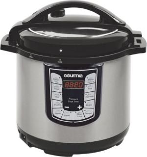 ihocon: Gourmia 6-Quart Pressure Cooker多功能電子壓力鍋