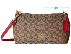 ihocon: COACH Outline Signature Charley Crossbody