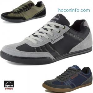 ihocon: Alpine Swiss 男鞋Marco Mens Casual Shoes