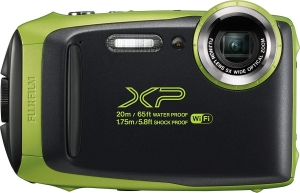 ihocon: Fujifilm FinePix XP130 Waterproof Digital Camera w/16GB SD Card 防水相機