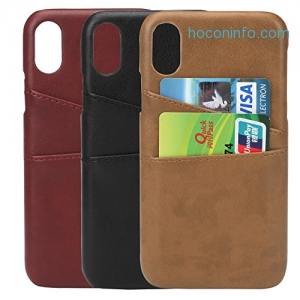 ihocon: Yerwal iPhone X Card Case
