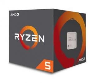 ihocon: AMD Ryzen 5 2600X 6-Core 3.6 GHz Socket AM4 95W Desktop Processor