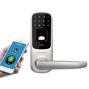 ihocon: Ultraloq Bluetooth/Fingerprint Smart Lock 藍牙/指紋智能鎖 - 2色可選