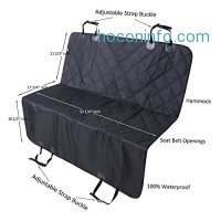 ihocon: Oxford Waterproof Pet Seat Cover/Dog Hammock
