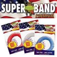 ihocon: Superband Mosquito Repellent Bracelets (Pack of 20) 防蚊手環