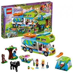 ihocon: LEGO Friends Mia's Camper Van 41339 Building Set (488 Piece)