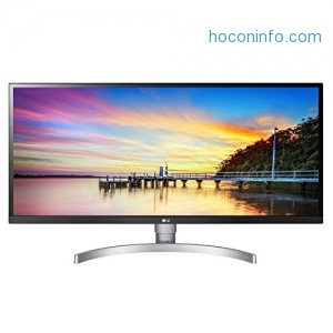 ihocon: LG 34WK650-W 34 UltraWide 21:9 IPS Monitor with HDR10 and FreeSync (2018)