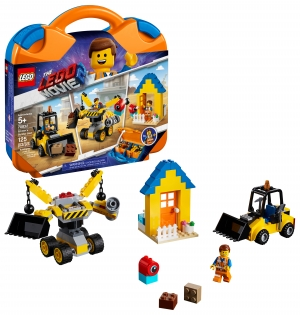 ihocon: LEGO The LEGO Movie 2 Emmet's Builder Box! 70832