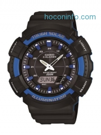 ihocon: Casio Men's Tough Solar Watch - 2色可選