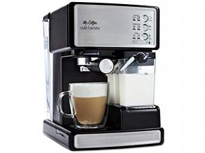 [今日特賣] Mr. Coffee Cafe Barista Espresso及Cappuccino咖啡機 $129.99(原價$200, 35% Off)