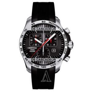 ihocon: Certina DS Cascadeur C003-617-27-050-00 Men's  Watch雪鐵納男錶