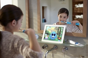 ihocon: Philips Sonicare for Kids Bluetooth Connected Rechargeable Electric Toothbrush, HX6321/02 飛利浦藍牙兒童電動牙刷