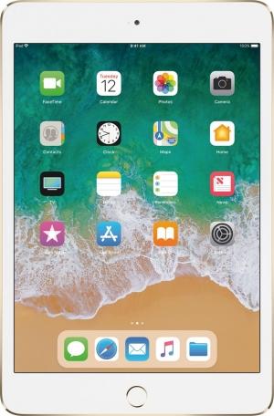 ihocon: Apple iPad mini 4 7.9 128GB Wi-Fi Retina Display Tablet (Gold)