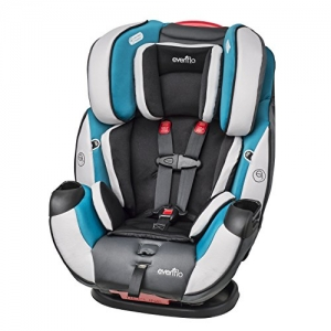 ihocon: Evenflo Symphony DLX All-In-One Convertible Car Seat, Modesto 汽車座椅