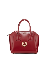 ihocon: Valentino By Mario Valentino Minimi Soave Leather Satchel Bag