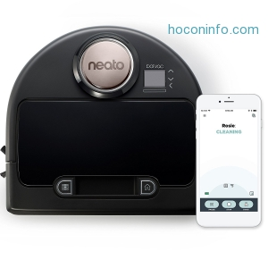 ihocon: Neato Robotics Botvac 自動充電智能吸地機器人 Connected App-Controlled Self-Charging Robot Vacuum