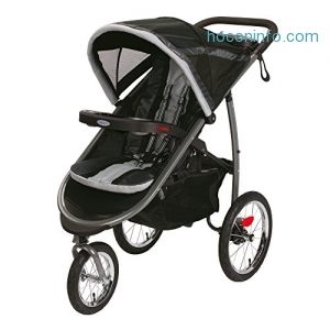 ihocon: Graco 嬰兒慢跑推車 Fastaction Fold Jogger Click Connect Stroller
