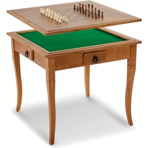 ihocon: MD Sports Solid Wood Gaming Table實木遊戲桌