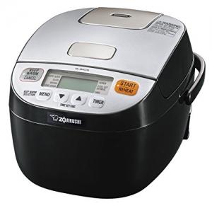 ihocon: Zojirushi NL-BAC05SB Micom Rice Cooker & Warmer Silver Black 電飯鍋