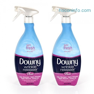 ihocon: Downy Wrinkle Release Spray Plus (Pack of 2)多合一衣物抗皺噴霧
