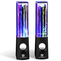 ihocon: SoundSOUL Water Dancing Speakers LED燈光水舞音箱