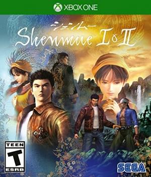 ihocon: Shenmue I & II - Xbox One遊戲