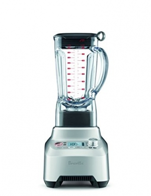 ihocon: Breville BBL910XL Boss Easy to Use Superblender, Silver