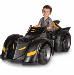 ihocon: Batman Batmobile 6-Volt Battery-Powered Ride-On蝙蝠俠電動車