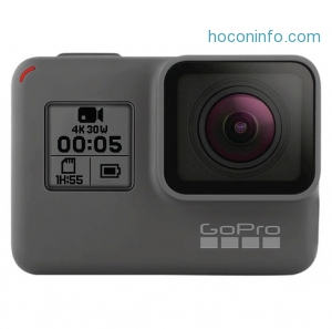 ihocon: GoPro Hero5 Black 4K Action Camera + $35 Gift Card