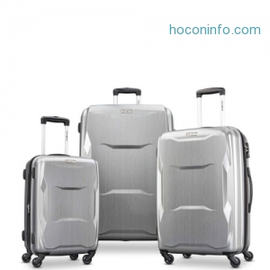 ihocon: Samsonite Pivot 3 Piece Set - Luggage